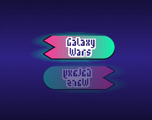Galaxy Wars game