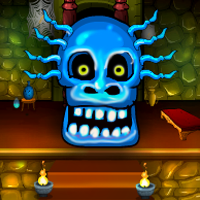 play G4E Halloween Witch Door Escape