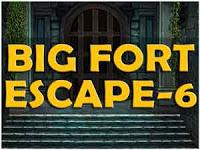 play Big Fort Escape 6