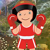 play G4K-Child-Boxer-Rescue