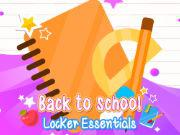play Back To School: Locker Essentials