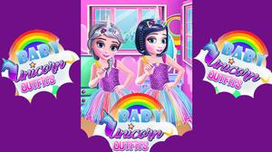 play Baby Unicorn Outfits