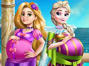 Palace Princesses Pregnant Bffs game