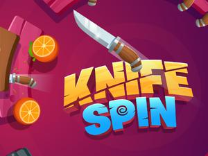 play Knife Spin