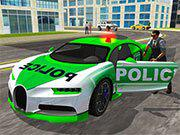 play Police Chase Real Cop Driver