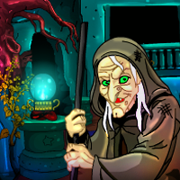 play G4E Adventure Halloween Escape