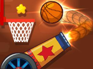 play Basket Cannon