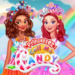 play Princesses Call Me Candy
