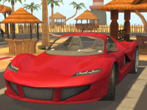 play Parking Fury 3D: Beach City