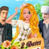 2 Dates With Fashion Princess game