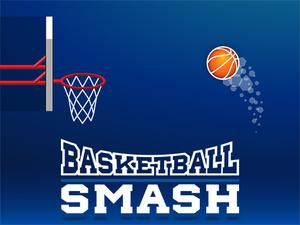 play Basketball Smash