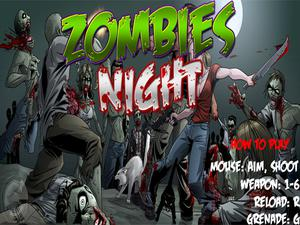 play Zombies Night