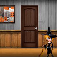 play Amgelescape Halloween Room Escape 2