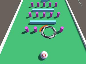play Gap Ball 3D