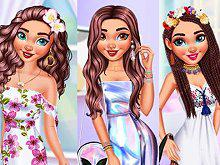 play Princess Social Butterfly