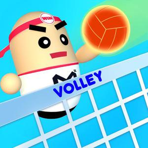 play Volley Beans 3D
