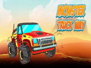 play Monster Truck Way
