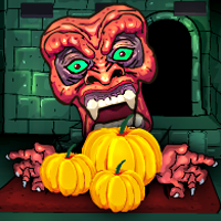 play G4E Halloween Mysterious Door Escape