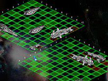 Intergalactic Battleships game