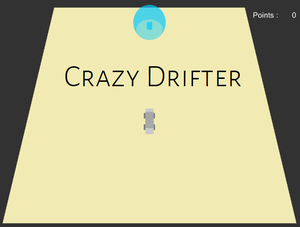play Crazy Drifter