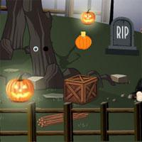 Halloween Escape From Cemetery game