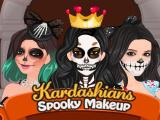 Kardashians Spooky Make Up game