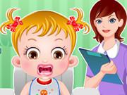 Baby Hazezl Gums Treatment game