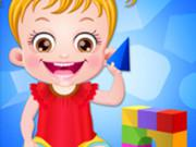 Baby Hazel Learns Shapes game