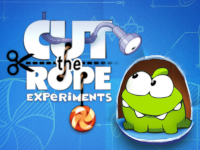 Cut The Rope Experiments game