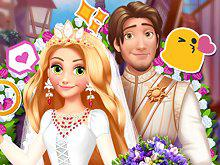 Princess Medieval Wedding game