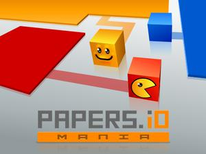 Papers.Io Mania game