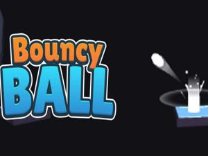Jumping Bouncy Ball game