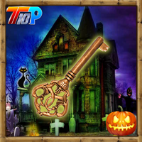 Top10 Halloween Escape From Dwelling House game