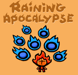 Raining Pain game