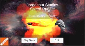 Speed Escape Outer Space game