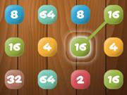 Number Merge game