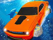 Xtreme Beach Car Racing game