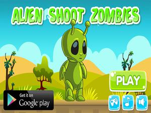 play Alien Shoot Zombies