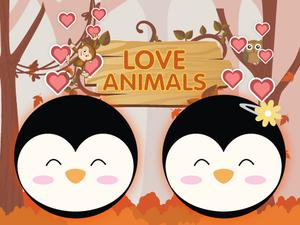 Love Animals game