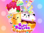 Super Sweets Challenge game