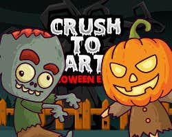 play Crush To Party: Halloween Edition