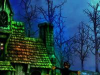 play Halloween Escape From Dwelling House