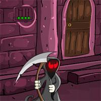 play Games4Escape Halloween Nightware Door Escape