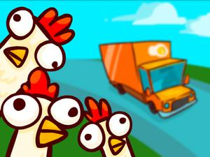 Go Chicken Go game