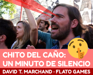play Chito Del Caño: A Minute Of Silence