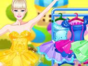 Barbie Loves Dancing game