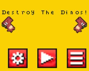 play Destroy The Dinos