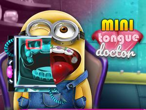 play Mini Tongue Doctor