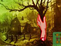 play Scary Hand Land Escape