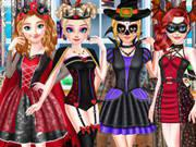 Princess Halloween Masquerade 2019 game